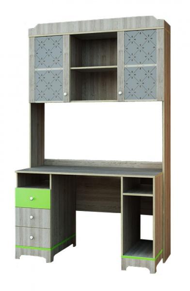 Мечта шкаф комбинированный + стол письменный, мечта, модули,.