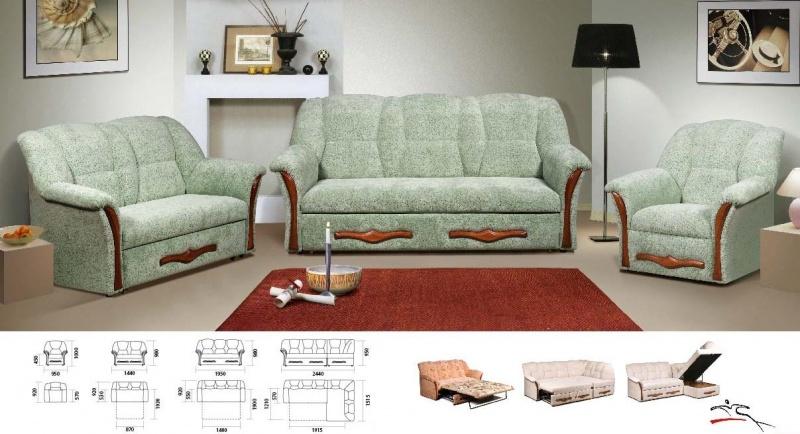 чертеж мебели
