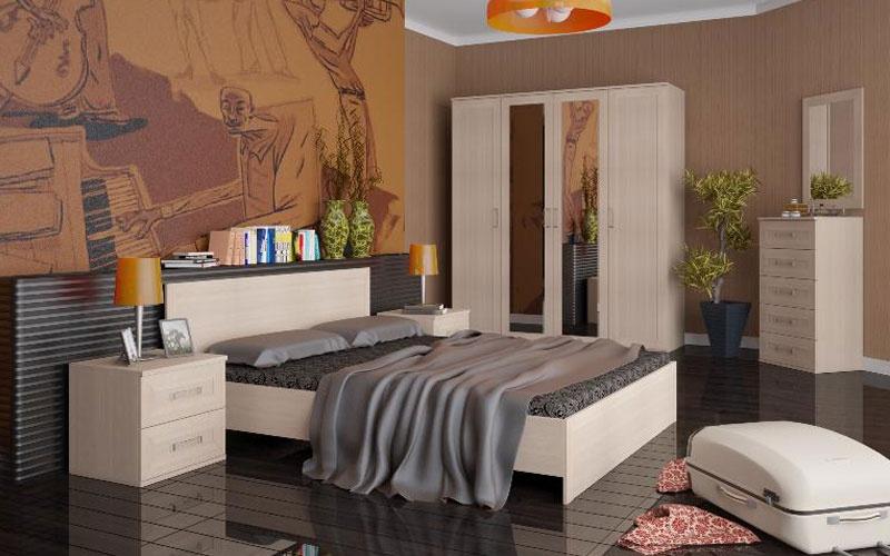 Купить недорого мебель для спальни